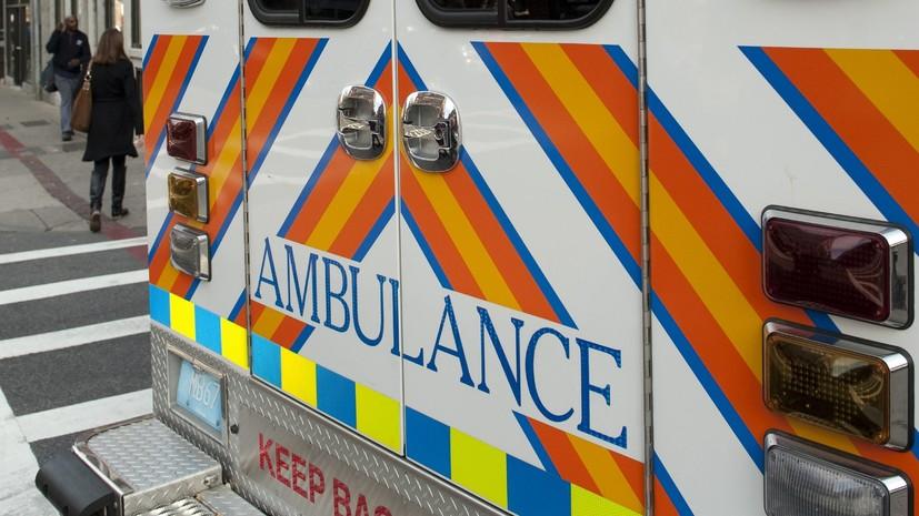 В Лос-Анджелесе 25 человек пострадали в результате ДТП с автобусом