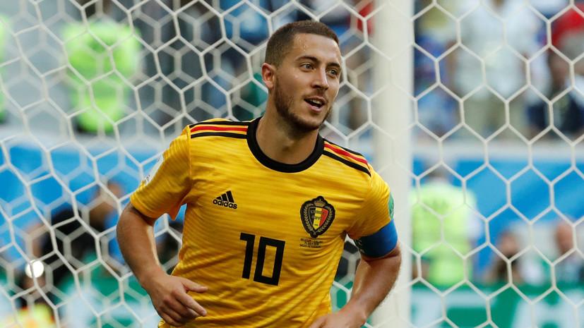 Азар заявил, что отдал бы себе награду лучшего игрока ЧМ-2018 по футболу