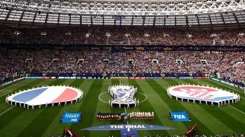 Кустурица дал прогноз на матч Франция — Хорватия