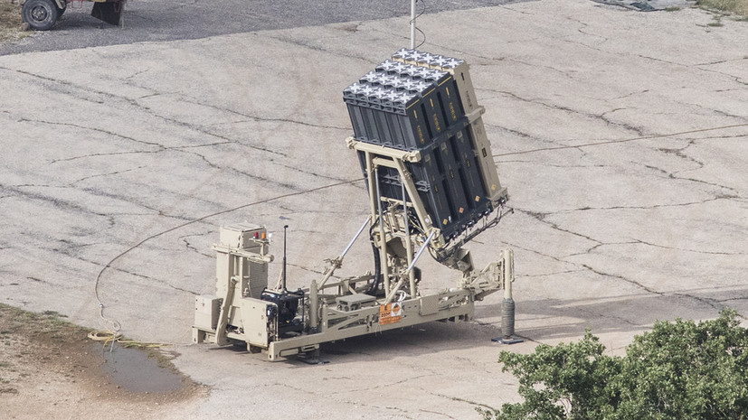 Армия Израиля заявила о мобилизации резервистов для ПВО