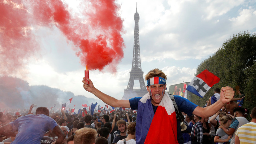 Триумф французов и возвращение бельгийцев на родину: чем запомнился заключительный день ЧМ-2018 по футболу