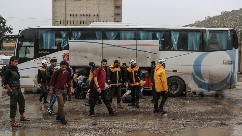 В Госдуме прокомментировали сообщения о планах США по эвакуации «Белых касок» из Сирии