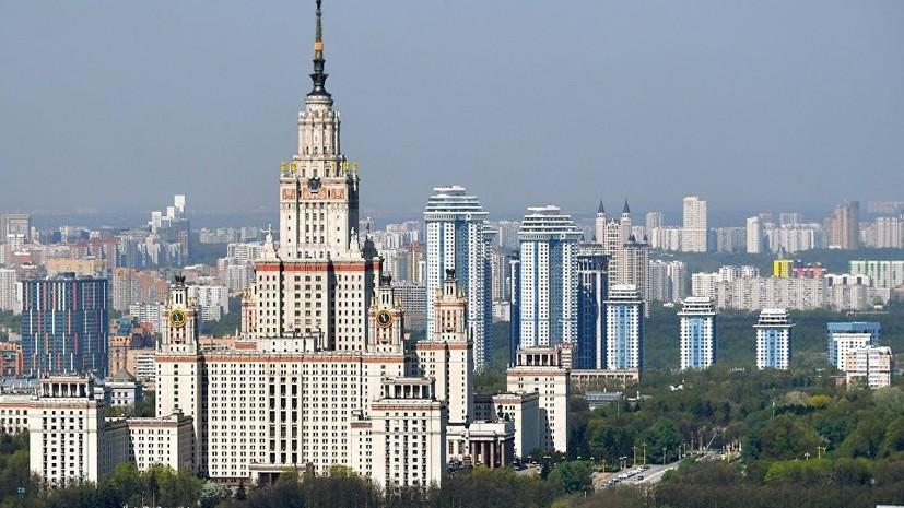 Синоптик прокомментировала предупреждение МЧС о жаре в Москве