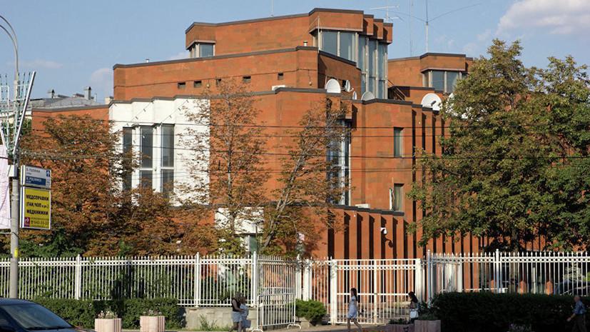Посольство Франции закрывает торгпредство в России