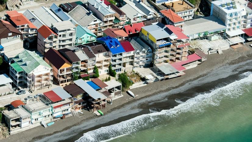 На Booking.com нельзя забронировать отель в Крыму для отдыха