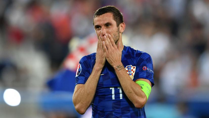 Срна высказался о поражении сборной Хорватии в финале ЧМ-2018