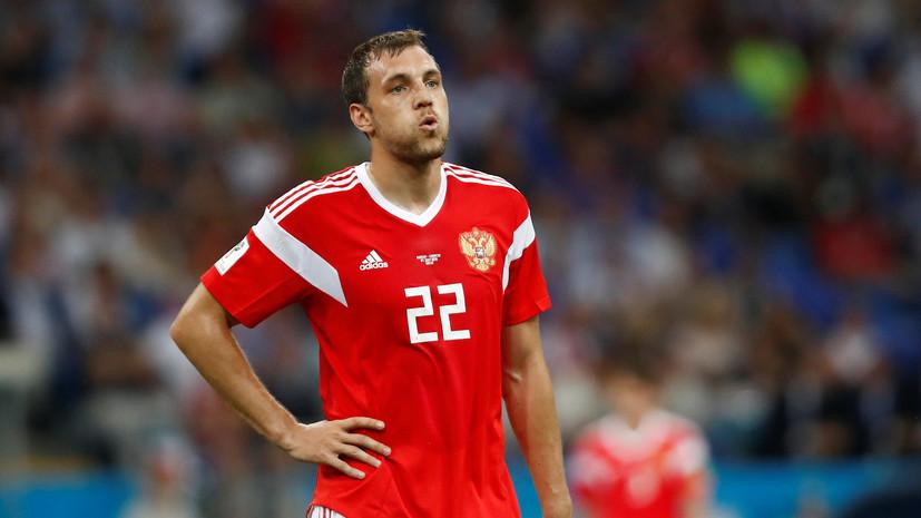 Четверо футболистов сборной России опередили Месси в рейтинге игроков ЧМ-2018 по версии Sky Sports