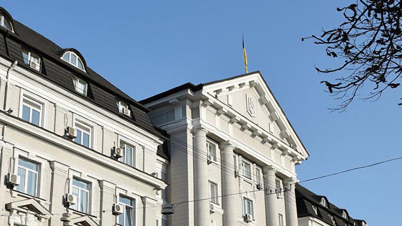Против депутата Верховной рады Пашинского заведено уголовное дело