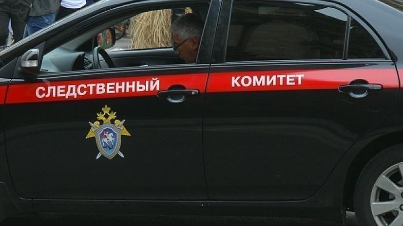 По факту пожара на территории шиномонтажа в Москве возбуждено уголовное дело