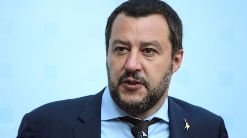 Вице-премьер Италии призвал провести следующую встречу Трампа и Путина в его стране
