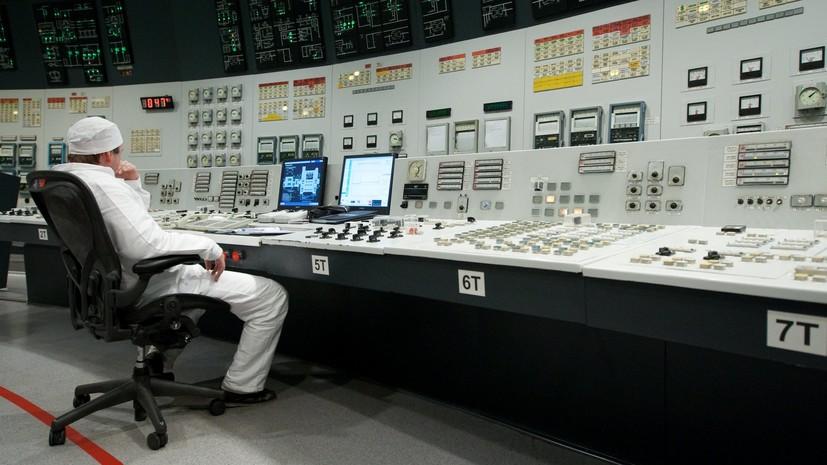 НаРовенской АЭС сработала электрическая защита генератора