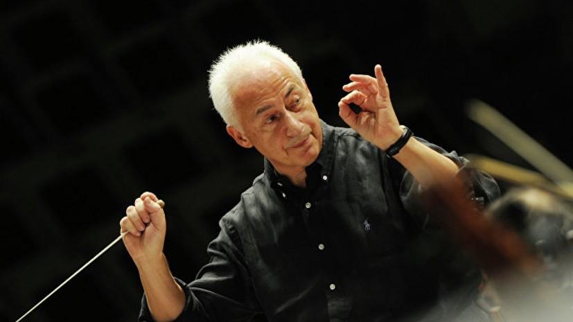 Оркестр Спивакова выступит 23 сентября в Оренбургской областной филармонии