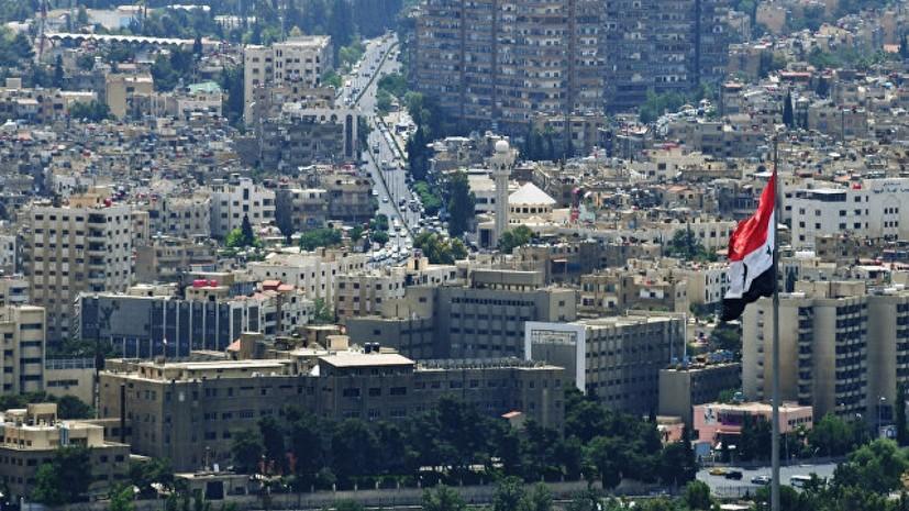 Россия заявила о шести случаях нарушения перемирия в Сирии за сутки