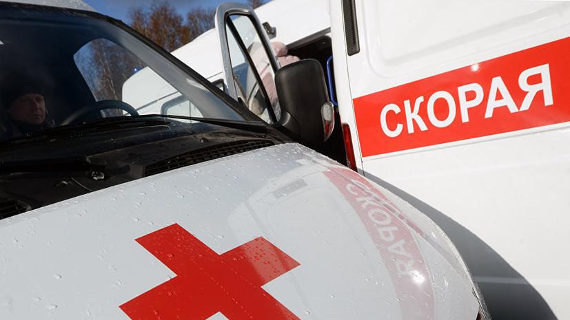 Источник: в Оренбургской области 12 человек пострадали в ДТП с микроавтобусом