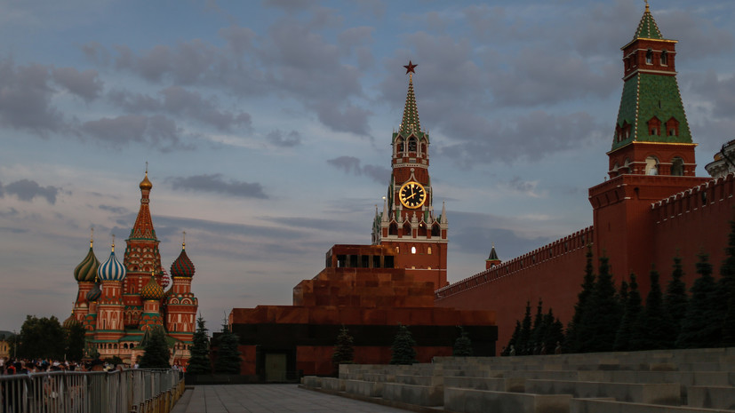 Власти Москвы рассказали о планах по благоустройству города