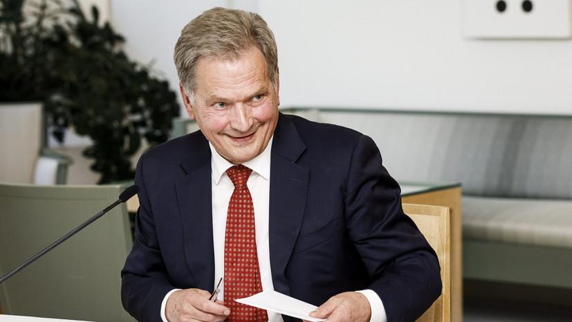 Президент Финляндии перенёс плановую хирургическую операцию