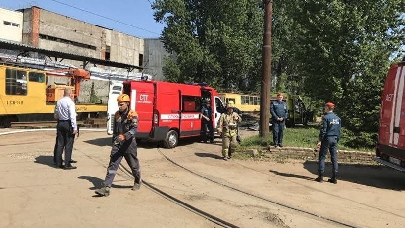 Очевидец рассказал подробности взрыва газового баллона в Петербурге