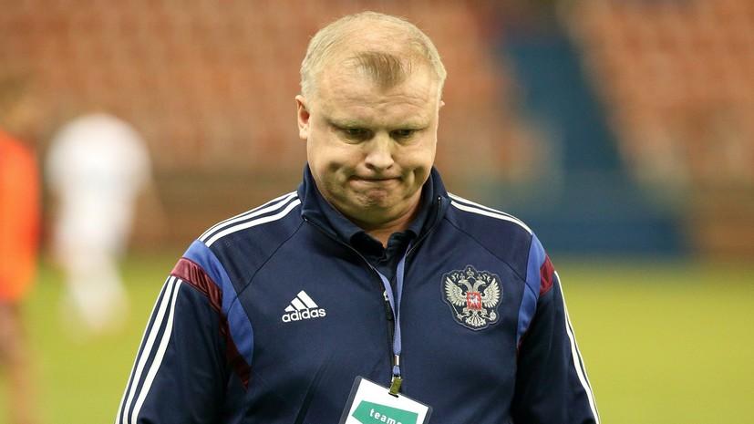 Бывший нападающий сборной России по футболу Сергей Кирьяков напал на