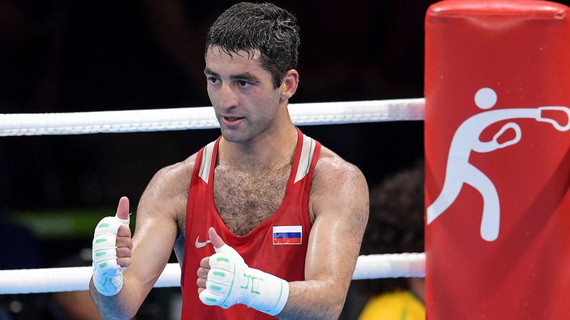 Алоян стал участником второго сезона Всемирной боксёрской суперсерии