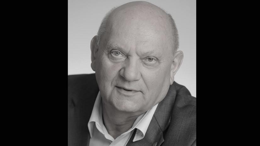 Скончался актёр из сериала «Улицы разбитых фонарей» Владислав Жуковский