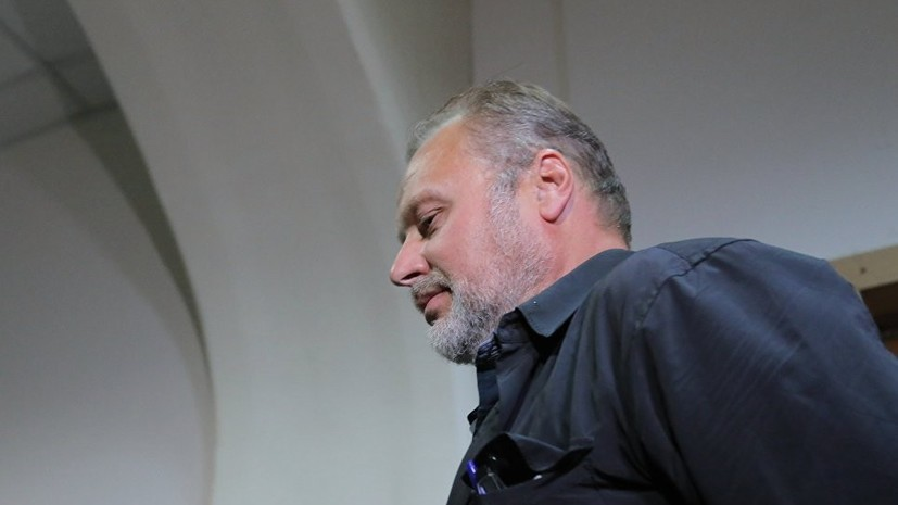 В СК заявили о завершении расследования одного из эпизодов дела экс-замдиректора ФСИН Коршунова