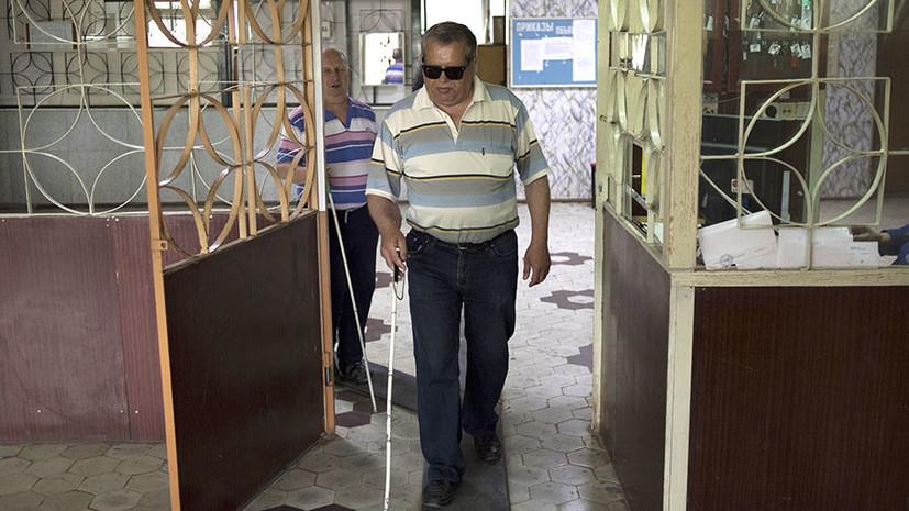 «Незрячие — такие же граждане»: как в Калужской области живёт уникальный посёлок для слабовидящих