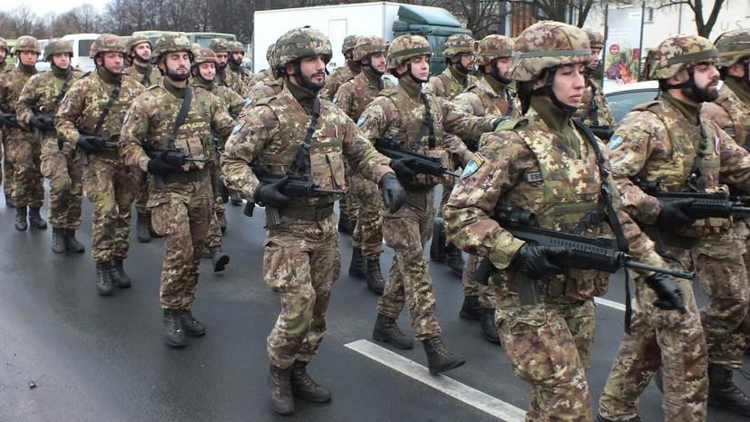 Глава МИД Латвии заявил о готовности страны увеличить военные расходы до 2,5% ВВП
