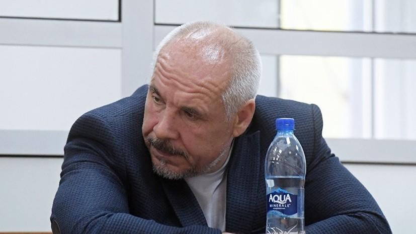 Суд приговорил экс-главу МУРа к условному сроку по делу о коррупции