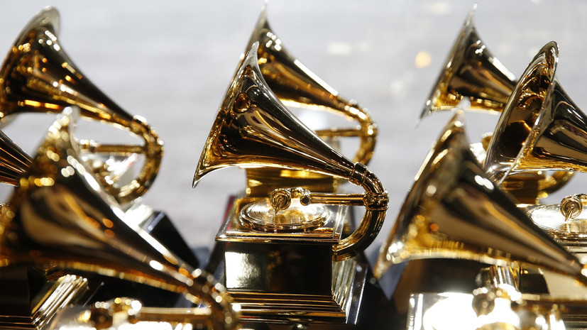 Стала известна дата церемонии вручения премии «Грэмми»