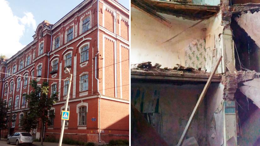 В Твери не могут расселить разрушающееся общежитие XIX века