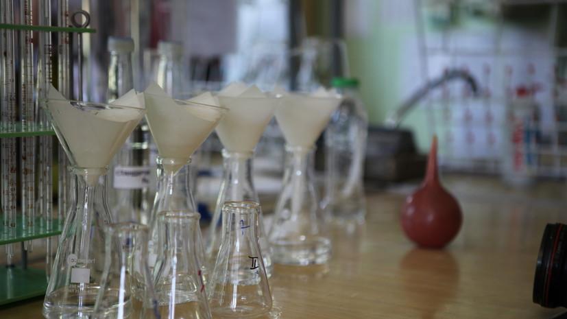 Украинское предприятие намерено возобновить производство хлора для очистки воды
