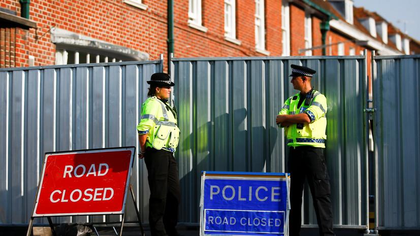 СМИ: Полиция Британии идентифицировала подозреваемых в отравлении Скрипалей
