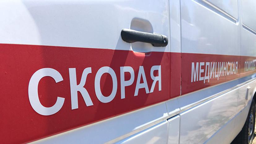 Источник: в ДТП с участием семи автомобилей в центре Москвы пострадали два человека