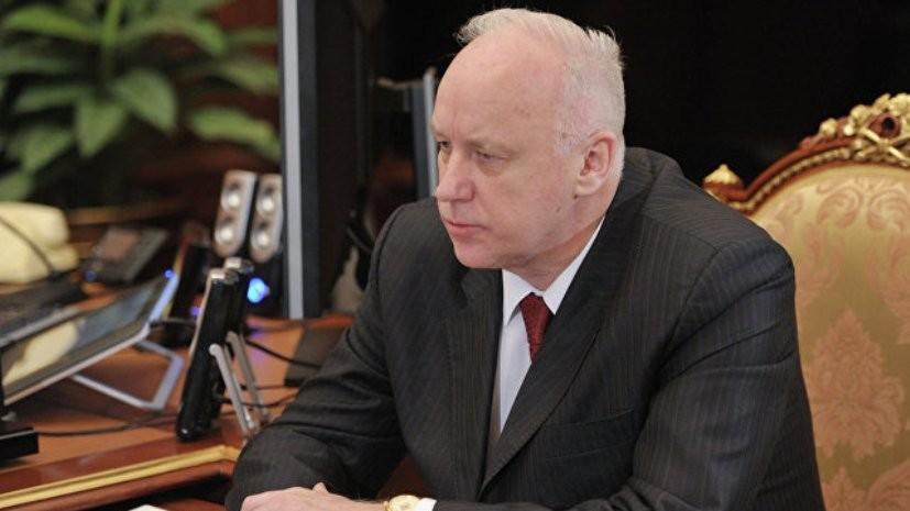 Бастрыкин взял под контроль проверку по факту избиения подростками мужчины в Татарстане