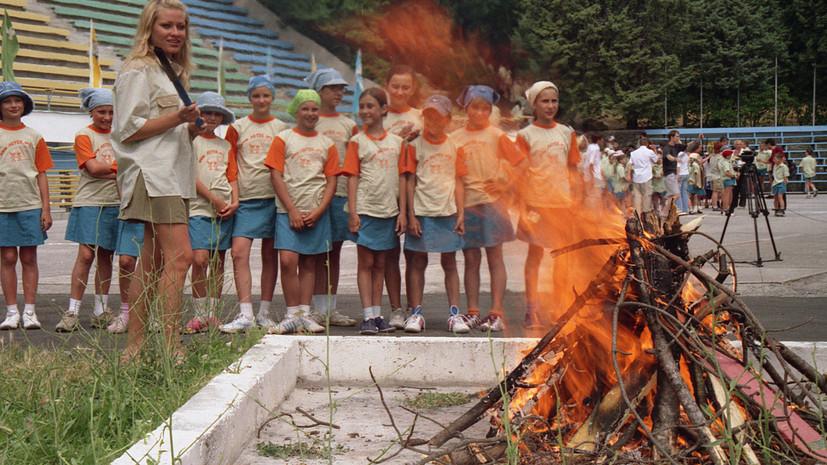 Детский омбудсмен прокомментировала инциденты в летних лагерях в России