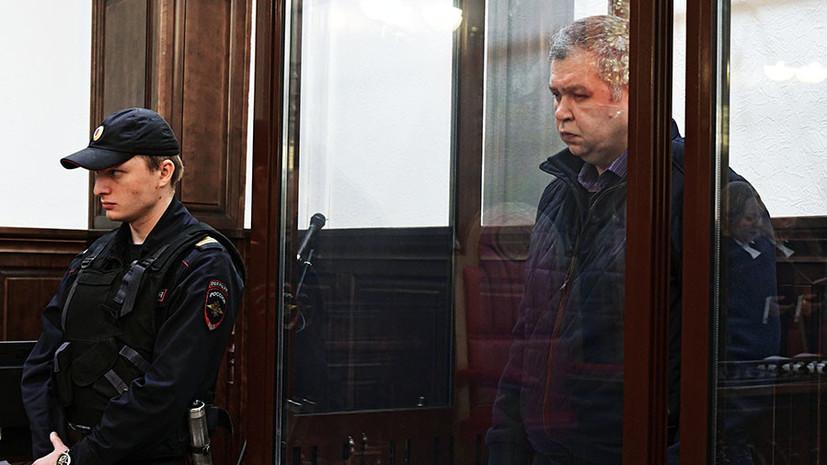 Суд продлил арест экс-главы ГУ МЧС Кузбасса по делу о пожаре в «Зимней вишне»
