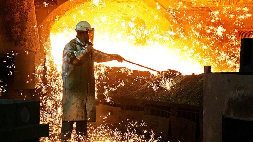 Тарифный занавес: пострадают ли российские производители от ввода пошлин Евросоюза на сталь