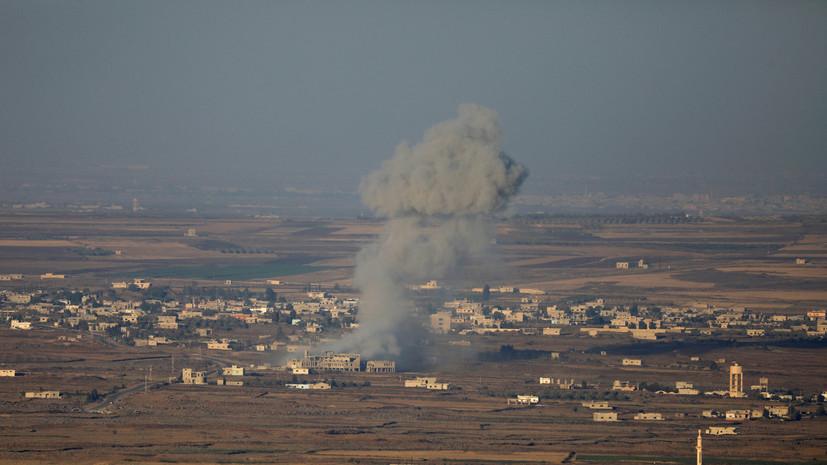 Россия заявила о четырёх случаях нарушения перемирия в Сирии за сутки