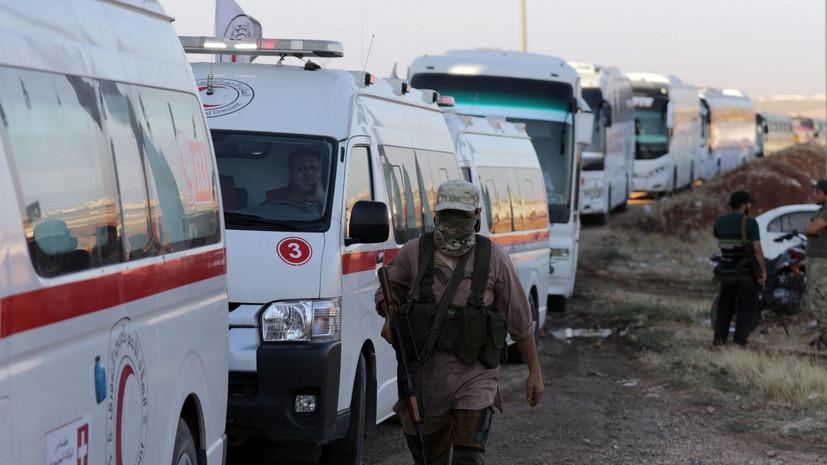 В Сирии около 86 тысяч человек получили медпомощь