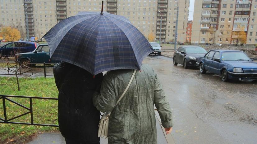 Синоптики предупредили о ливневых дождях в Хабаровском крае