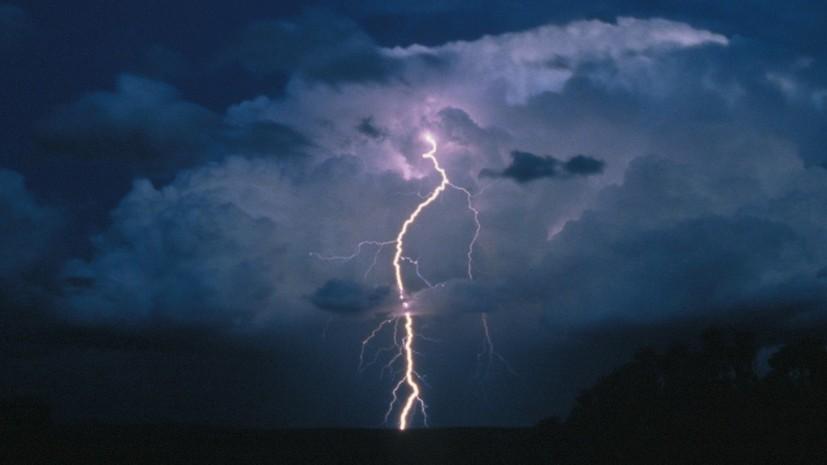 В Краснодарском крае объявили штормовое предупреждение