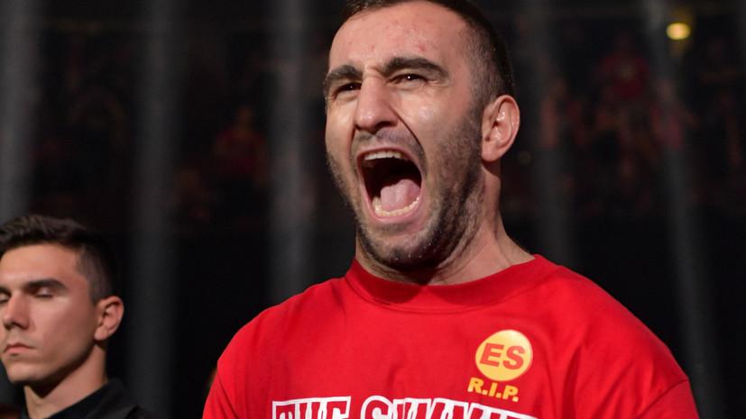 Боксёр Гассиев объяснил решение тренироваться в США