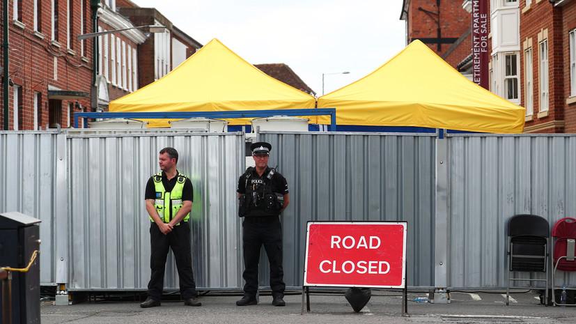 Замглавы МВД Великобритании назвал спекуляцией сообщения об отравителях в Солсбери