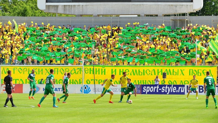 ФИФА вынесла наказание «Кубани» за долги футболистам
