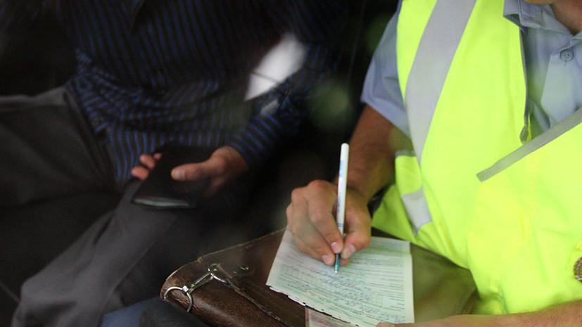 МВД: российских водителей стали в два раза реже штрафовать за разговоры по телефону