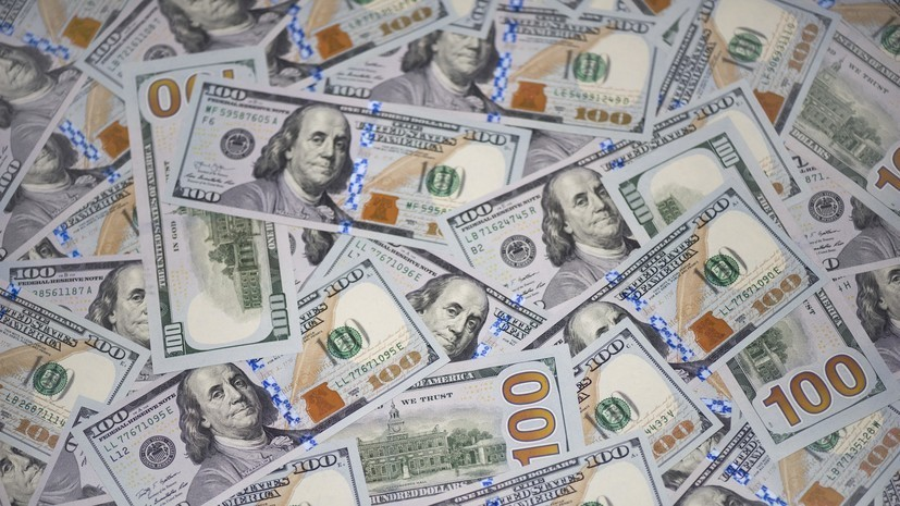 Международные резервы России выросли на $700 млн за неделю