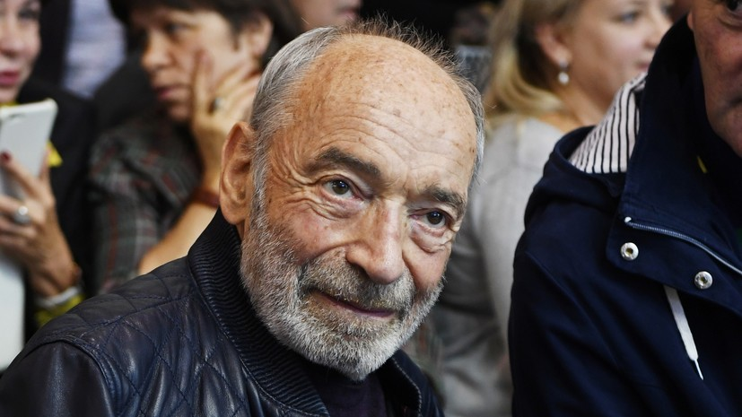 Театр «Современник» отменил спектакли с Валентином Гафтом до конца сезона