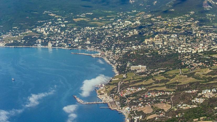 СМИ назвали самые популярные курорты Крыма