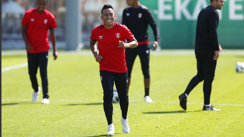 Полузащитник сборной Перу Куэва стал футболистом «Краснодара»