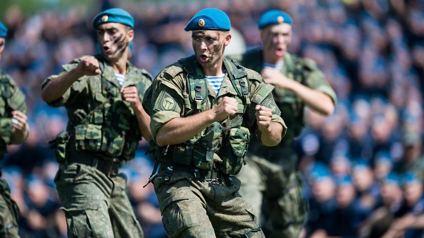 В Ижевске может появиться памятник десантникам